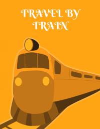 Desert Train Travel
