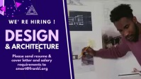 Design & Architecture Jobs Video Template