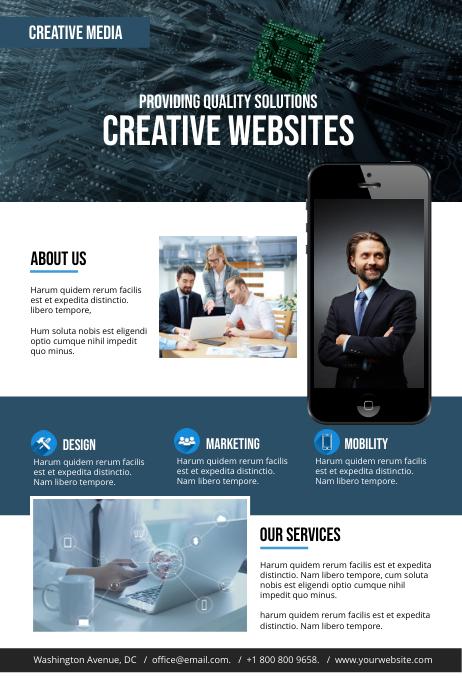 Design Agency Poster