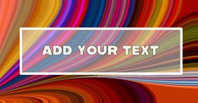 Design graphic header