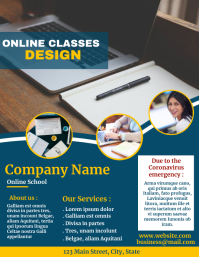 Design online classes