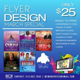 Designer Flyer