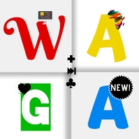 Designer logo Logotipo template