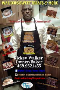 Dessert Business Flyer