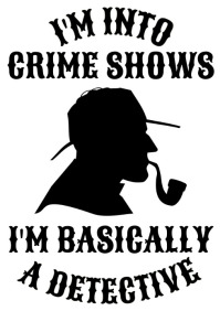 Detective Style tshirt template A3