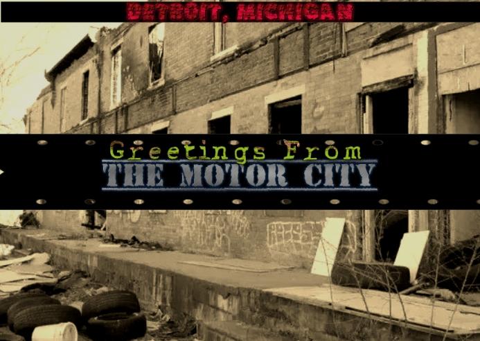 Detroit Postcard 3