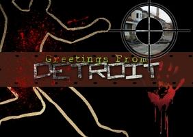 Detroit Postcard 5