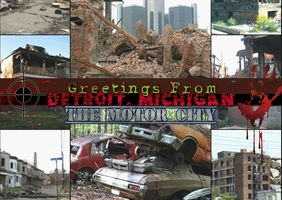 Detroit Postcard Main