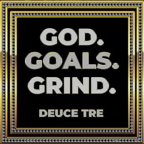 DEUCE TRE EP ALBUM COVER