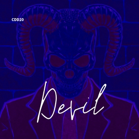Devil CD Cover Art Music