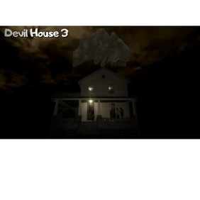 Devil house 3 Template Cover ng Album