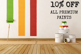 Paint Sale