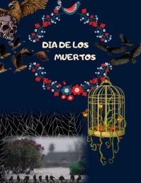 DIA DE LOS MUERTOS Iflaya (Incwadi ye-US) template