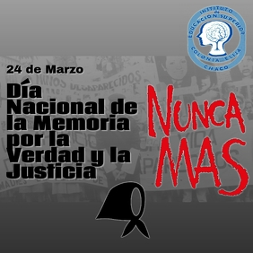Dia por la Memoria, Verdad y Justicia