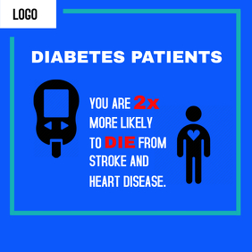 diabetes and stroke