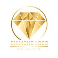 DIAMOND LOGO โลโก้ template