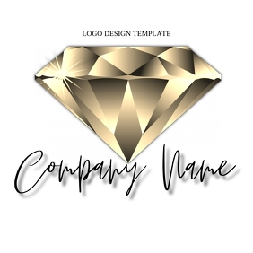 DIAMOND Logo Design Template