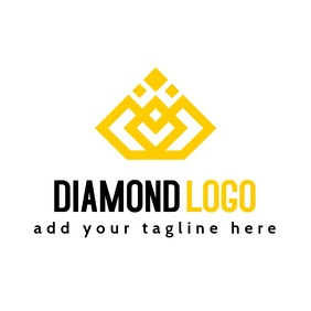 diamond logo icon