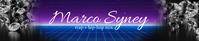 Diamond Neon DJ Soundcloud Banner template