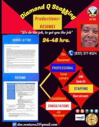 Diamond Q Staffing Productions+ Resumes