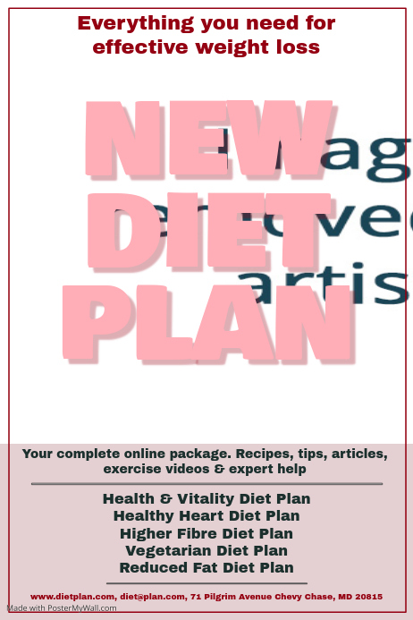 diet plan template postermywall