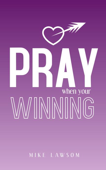 Digital Christian Prayer Book Cover Portada de Kindle template