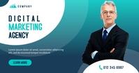 Digital Marketing Banner Template Iklan Facebook