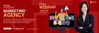 Digital marketing Email Header E-poskop template