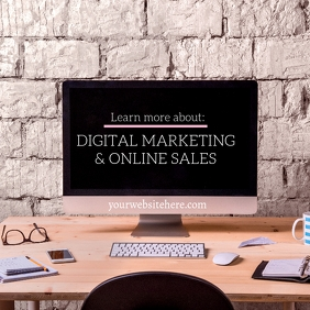 Digital Marketing Instagram Post