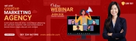 Digital marketing LinkedIn Career Cover Photo template