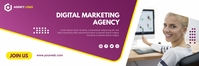 Digital Marketing Web Banner Template