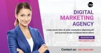 Digital Marketing Workshop Facebook ad template