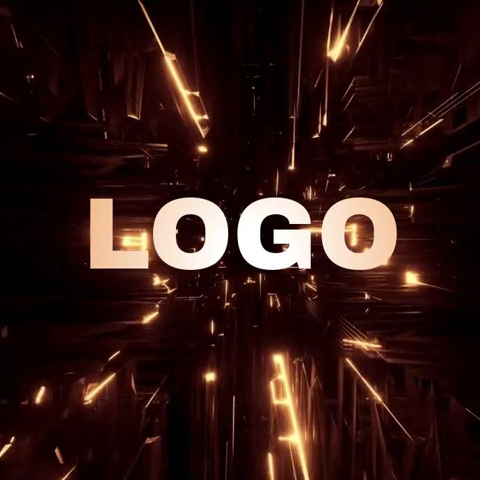 DIGITAL VIDEO LOGO TEMPLATE โลโก้