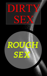 DIRTY ROUGH BOOK TEMPLATE ปก Kindle