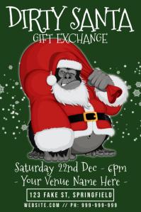 Dirty Santa Poster