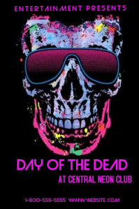 Day Of The Dead templafe