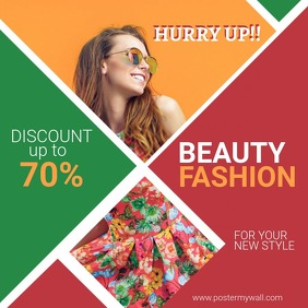 Discount Sale Fashion Online Store