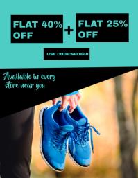 Discount Sale Flyer