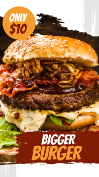 Discount Sale Food Burger