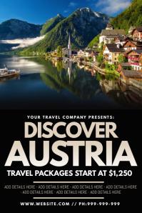 Discover Austria Poster