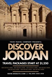 Discover Jordan Poster