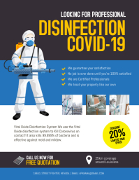 Disinfecting Service Covid-19
