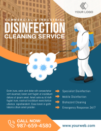 Disinfection cleaning service
