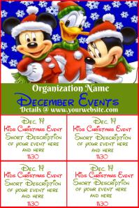 Disney Christmas Calendar