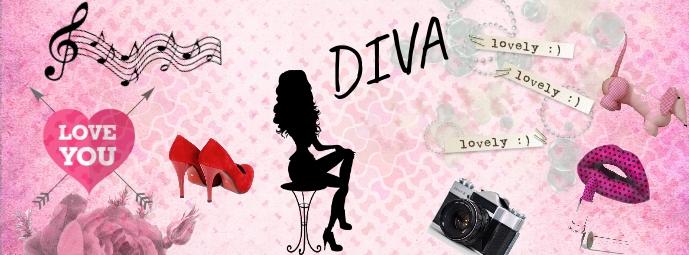 Diva Facebook cover