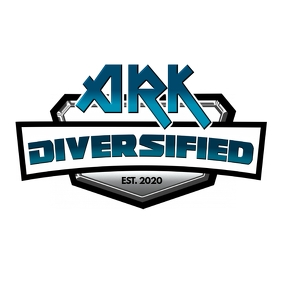 Diversified Logo template