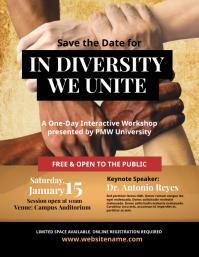 Diversity & Equality Flyer