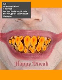 Diwali Danger poster