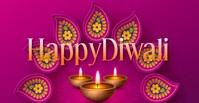 diwali Publicité Facebook template