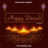 Diwali Pos Instagram template